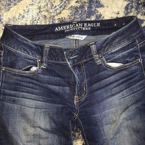 american eagle- skinny jeans